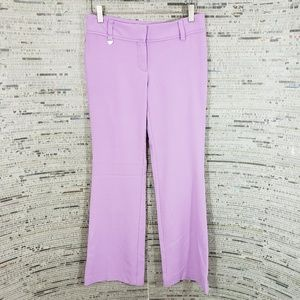 5/$25 New York & Company Lavender Trousers